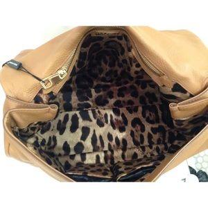 9dd45ccfbd Dolce   Gabbana Bags - Dolce   Gabbana Miss Sicily Camel Deerskin Leather